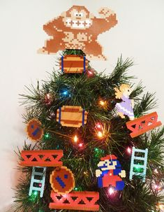 45 awesome christmas ornaments every video game lover needs