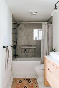 Boho Bathroom, Bathroom Trends, Bathroom Styling, Bathroom Sets, Bathroom Interior Design, Bathroom Renovations, Modern Bathroom, White Bathrooms, Bathroom Designs