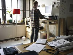 The verdict's still out on your sit-to-stand workstation. http://greatist.com/move/standing-desks-might-not-be-worth-the-hype