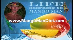 "Dr Wayne ""The Mango Man"" Pickering. February Recipes. PB&A Lunch"