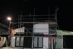 Black Team Garage and Laundry - NZ Mitre 10 Dream Home 2013