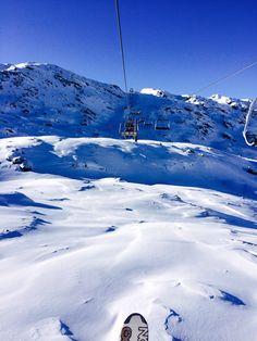 Winter in #Gerlos, Austria