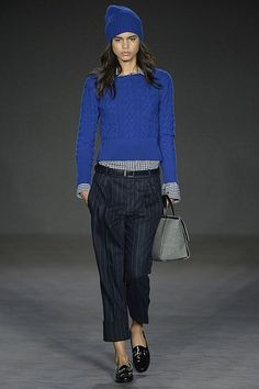 London Fashion Week - DAKS