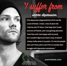 #alwayskeepfighting campaign<< I don't remember the story, but I think it was along the lines of he wasn't feeling right, and after they shot a scene he went back to his trailer and just broke down...