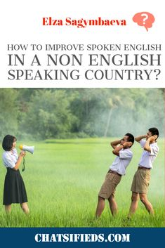 How to improve spoken English in a non English speaking country? Top learn English tips on how you can improve your spoken English. English Tips, English Study, Learn English, English Speaking Skills, English Class, Improve Your English, Prepositions, Languages, Grammar