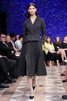 Christian Dior Fall Winter Couture 2012 Paris