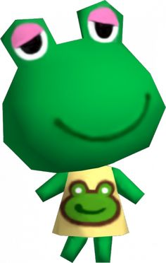 Emerald - Animal Crossing: New Leaf #ACNL