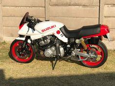 Street Fighter Motorcycle, Suzuki Motorcycle, Suzuki Bikes, Suzuki Gsx, Katana, Custom Motorcycles, Custom Bikes, Drag Bike, Cafe Bike