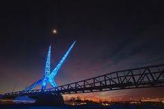OKC Sky Dance Bridge