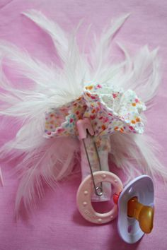 Baby Shower Corsage by echaffee023 on Etsy, $20.00