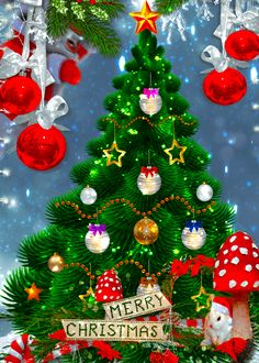 Pin on Weihnachten Animated Christmas Tree, Xmas Gif, Merry Christmas Wallpaper, Merry Christmas Pictures, Christmas Scenery, Merry Christmas Images, Merry Christmas Wishes, Noel Christmas, Merry Christmas And Happy New Year