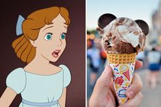 Are You More Alice Or Wendy Based On Your Disney World Dessert Preferences?