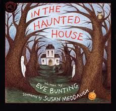 Image result for in the haunted house bunting