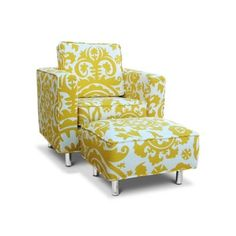 The Ava Toddler Chair and coordinating ottoman are stylish, functional and totally modern. The coordinating Ava Ottoman is sold separately as an option Decor, Yellow Nursery, Ottoman, Chair And Ottoman, Kids Furniture, Chair, Furniture, Toddler Chair, Kids Chairs