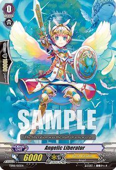Angelic Liberator/Gold Paladin