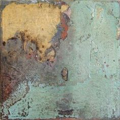 SAM LOCK Painter Describe your work….. Worn, eroded, corroded surfaces, visual reminders of places, feelings, things past. History. Archaeol...