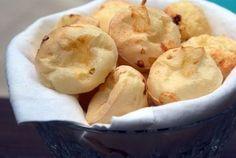 Brazilian Cheese Bread (Pão-de-queijo)