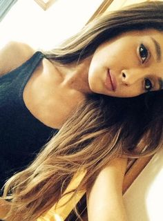 #womencrushwendesday loves this gourg lady love you Ari❤️❤️❤️