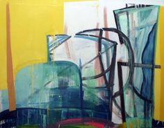 """Saatchi Art Artist Chris Engel; Painting, """"Empty Bed"""" #art"""