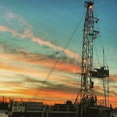 Oilfield Sunrise - Oilpro.com
