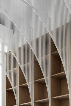 shelving detail | arches