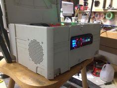 Made a Sysradio/charging station