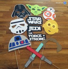 Apoyos de la foto: El gran Star Wars conjunto 12 por BabyBinkz
