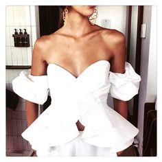 Top de Johanna Ortiz en Moda Operandi