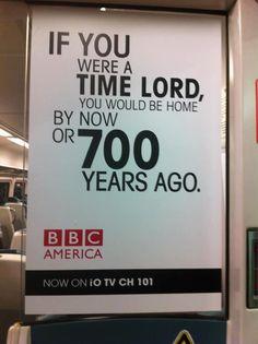 BBC advertising FTW