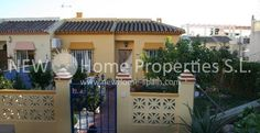 Terraced house in Torrox Costa - Ref 1139 - more under www.newhome-spain.com