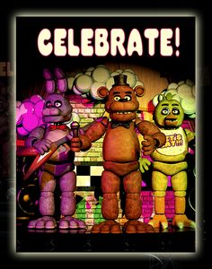 Sanshee.com | Blog | Celebrate with New Official Five Nights at Freddy's Merchandise!