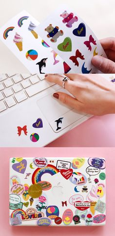 Decorate your life and show off your unique style with our awesome Hologram Deco Stickers!