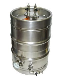 I love that you can boil this thing to sterilize it. Compared to the Blichmann conical, at $570 this unit is much cheaper when you figure in the add-ons with the Blichmann (Tri-clamp blow-off) and smaller. Is it $550 better than a bucket or carboy?