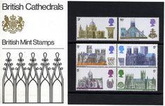 1969 British Cathedrals