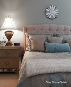 Comfort Gray SW 6205 it is the perfect blend of gray, blue, and green and is constantly changing.