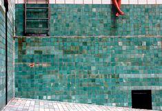 Aluminium Dibond No Swimming Today Aluminium Dibond No Swimming Today van Laura Vink. Street Art Poster, Aluminium, Tile Floor, Travel Photography, Photoshop, Van, Swimming, Canvas, House Styles