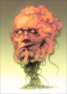 Abyss by hypnothalamus.deviantart.com on @DeviantArt