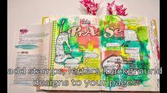 Bible Journaling Challange 050716
