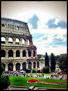 The Colosseum,Rome