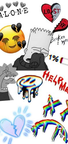 Bart Sad wallpaper by atitoly - 6a - Free on ZEDGE™