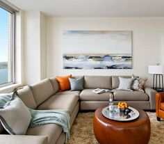 Sea of Space   Patterns, prints, colors, and textures come together to create the ultimate livable space.
