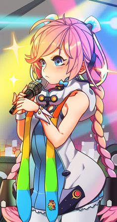 Vocaloid Rana_ She's really cute!