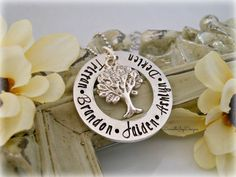 Family Tree of Life  Personalized by DanielleJoyDesigns on Etsy, $33.00
