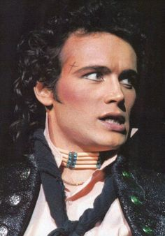 adam ant now - Google Search