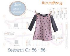 Ebook Babykleid Seestern (Gr. 56-86)
