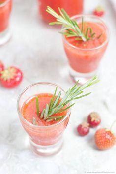 Süffige Erdbeerlimes von Sweets and Lifestyle