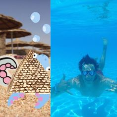 Under the sea  #elcocopoland#findelcoco#coconut#artist#beach#surf#surfart#surflife#jewelrygram#watchthisinstagood#moodygrams#ocean#tropical#summervibes#vscopoland#wakacje#dailyart#illustration#handcrafted#vacation#travel#jewelry#surfing#wakeboard#igersoftheday#bracelet#stickerart#puravida#skatelife#water