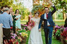 Casamento na Fazenda Vassoural   Paula + Gabriel   Vestida de Noiva   Blog de Casamento por Fernanda Floret