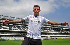 Em vídeo, Neymar e Munir desejam sorte a Maxi Rolón no Santos; assista  http://santosjogafutebolarte.comunidades.net/seu-placar-de-santos-x-agua-santa