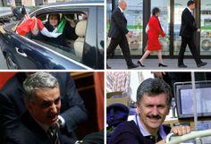 Quei politici segnati a vita dalla foto-icona